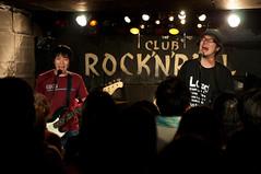 2012.1.29 nothingman@CLUB ROCK'N ROLL ( ) Tags: music club photo live rockroll nagoya  oneman     nothingman       sinsakae