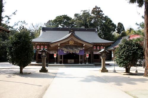 出雲 八重垣神社