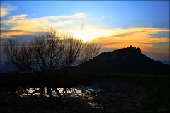 El tur de Tagamanent (Pemisera) Tags: sunset mountain montagne atardecer catalonia catalunya montaa catalua muntanya postadesol catalogna montseny tagamanent catalogne vallsoriental katalonia pemisera turdetagamanent