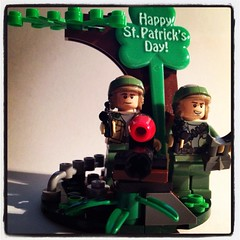 Happy St. Patricks Day (peasap) Tags: ca green march starwars spring lego sandiego elcajon guinness minifigs stpatricks stpaddysday endor march17th rebelalliance happystpatricksday