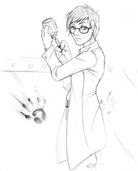 """Dice Scientist • <a style=""""font-size:0.8em;"""" href=""""http://www.flickr.com/photos/77713531@N06/7020977489/"""" target=""""_blank"""">View on Flickr</a>"""