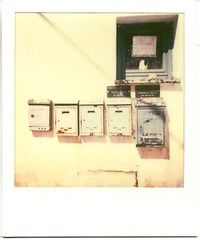 works better on paper (auprs de toi) Tags: paper polaroid letters