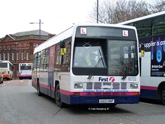 FirstEC 62722 (G122 HNP) (Colin H,) Tags: bus first norwich driver eastern lynx trainer 2007 leyland counties fec ibp ipswichbuspage colinhumphrey g122hnp