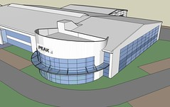ARPL Architects announce start on Peak Scientific production facility extension