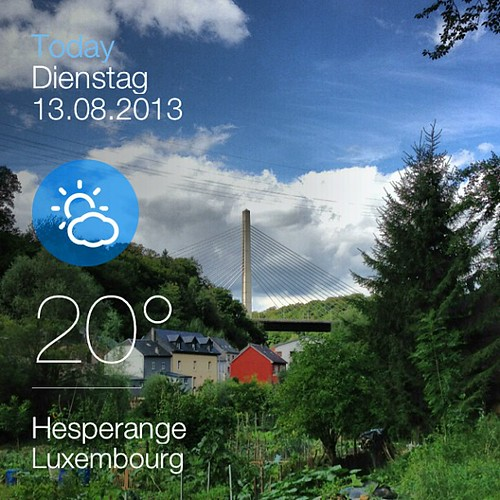 #weather #instaweather #instaweatherpro  #hesperange #luxembourg