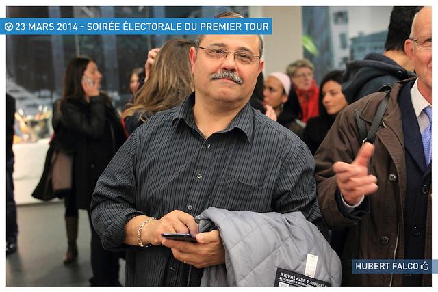 Soirée électorale du premier tour