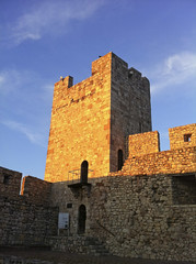 Belgrade fortress tower (Nathan Zehr) Tags: europe serbia belgrade easterneurope