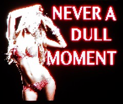 Never a dull moment (Will S.) Tags: toronto ontario canada sign plane stripclub lights airport etobicoke mypics strippers pun rippers peelers gentlemensclub exoticdancers neartheairport exoticdancing peelerbar thelandingstrip