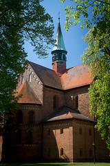 1X4A7236 (Andreas Kobs) Tags: sonne brandenburg kloster backstein lehnin