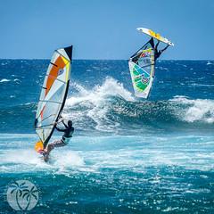 Wind Surfing, Ho'okipa Beach Maui (brandon.vincent) Tags: beach hawaii jump surf wind surfer board maui invert hookipa