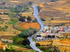 Gozo, a Maltese island (jackfre2) Tags: island landscapes mediterranean malta limestone constructions gozo smallisland gozoisland