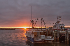 (Wen879) Tags: sunset sky canada clouds boats fishing novascotia yarmouth sigma1020mmf456 canon70d