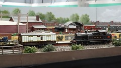 DSC00244 (BluebellModelRail) Tags: buckinghamshire may exhibition aylesbury bankholiday modelrailway 2016 4mm railex stokemandevillestadium aylesburylnwr rdmrc emaylesburyhighstreetstation