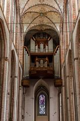Kirchenorgel (S_Artur_M) Tags: city travel church germany deutschland norden pipe organ marienkirche lbeck hansestadt stmarien kirchenorgel schleswigholsteiein