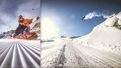 Outdoor & Sport (MaxMeissner) Tags: winter mountain snow sport snowboarding jump outdoor air gap peak powder spray carve snowboard airtime hangtime sprayturn