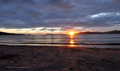 L'almanarre (SuzuKaze-photographie) Tags: mer soleil nikon coucher paysage giens 1224f4 almanarre d5000 suzukazephotographie