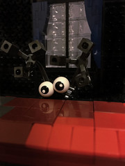 The Monster Under The Bed (.mrN) Tags: new monster is bed lego under what nightmare technique