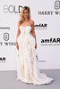 CAP D'ANTIBES, FRANCE - MAY 19: Lady Victoria Hervey arrives at amfAR's 23rd Cinema Against AIDS Gala at Hotel du Cap-Eden