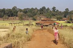Rural village (wietsej) Tags: india rural landscape village tribal hills dynax chhattisgarh tamronspaf1750mmf28xrdiiildaspif baiga maikal konicaminoltamaxxum7digital