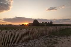 Morbihan 2016 (PatGentil) Tags: france soleil sable bretagne nuages morbihan ganivelles