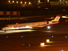 TS-ISA Canadair CRJ.900 SEV  ZRH (Jetstar31) Tags: sev canadair zrh crj900 tsisa