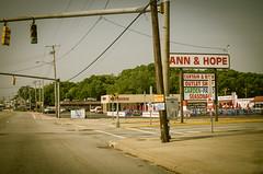 Ann & Hope (David Stebbing) Tags: street color flickr roadside