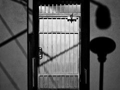 Everyday #Adelaide No. 302 (Autumn/Winter) (michellerobinson.photography) Tags: 4tografie everyday monochrome xt10 bw xseries blackwhitephotography blackandwhite observational michellerobinson fujifilm michmutters flickrelite snapseed ipadair shadows abstract doors
