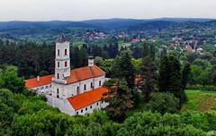 Manastir Vrdnik Mala Ravanica (AleksandarM021) Tags: fruskagora fruskogorski manastiri serbia serbiaandmontenegro srbija vojvodina vojvodjanski tvrdjava vrdnik vrdnicka kula