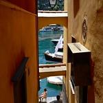 Portofino, Scalinata al Porto thumbnail
