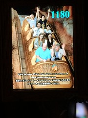 Splash Mountain with Steve (coconut wireless) Tags: japan tokyo asia selfie 2016 tdr tokyodisneylandresort tdlr asia2016