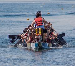 Enter the Dragon (Jay:Dee) Tags: topw toronto photo walks topwdbrf16 dragon boat race festival