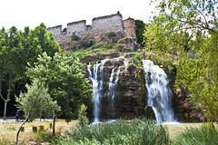 Parque de Muel (KARNATION) Tags: naturaleza verde nature water ro river waterfall agua wasser zaragoza fluss cascada muel huerva karnation brexit