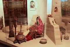 Lok Virsa Museum (Batool Nasir) Tags: area building capital content indoor islamabad location lokvirsa museum pakistan urban venue folk display exhibits frozenintime culture province