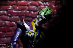 The Joker (MadMartigen) Tags: joker thejoker dccomics toy actionfigure batman harleyquinn shfiguarts