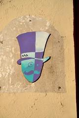 Mr Ryde (Ausmoz) Tags: street urban streetart paris art wall mr installation mister 75006 walls rue mur murs ryde installations urbain damier damiers mrryde