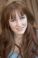 kaitlin24fb (CLB Pet Photography) Tags: model redhead greeneyes actress