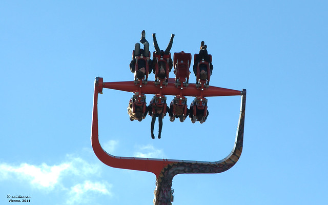 Black Mamba Ride in Vienna