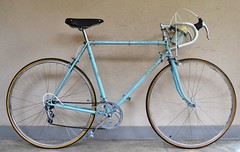 Bianchi campione del mondo (coventryeagle48) Tags: bicycle del vintage coppi bianchi 1953 campione mondo campagnolo