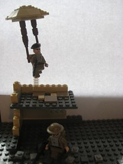 Paratroopers (Fritz4783) Tags: world two infantry war lego ww2 allies brickarms brickfair