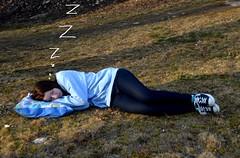 hush darling. (allison.johnston) Tags: girl grass sleep dream ground pillow asleep lying snore zzzzz odc ourdailychallenge