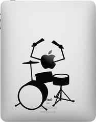 I-Drummer (madmonkey.gr) Tags: decoration ipad   wwwmadmonkeygr