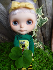 Nugget wishes all you GREEN lovers out there a Happy St. Paddy's Day!