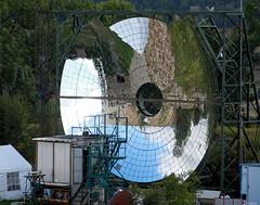 05.09.2011: Ausflug nach Mont-Louis. Der Festungststadt á la Vauban gepaart mit einem Sonnenofen.