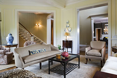 "Elegant Formal Living Room and Main Staircase • <a style=""font-size:0.8em;"" href=""http://www.flickr.com/photos/75603962@N08/6853270953/"" target=""_blank"">View on Flickr</a>"