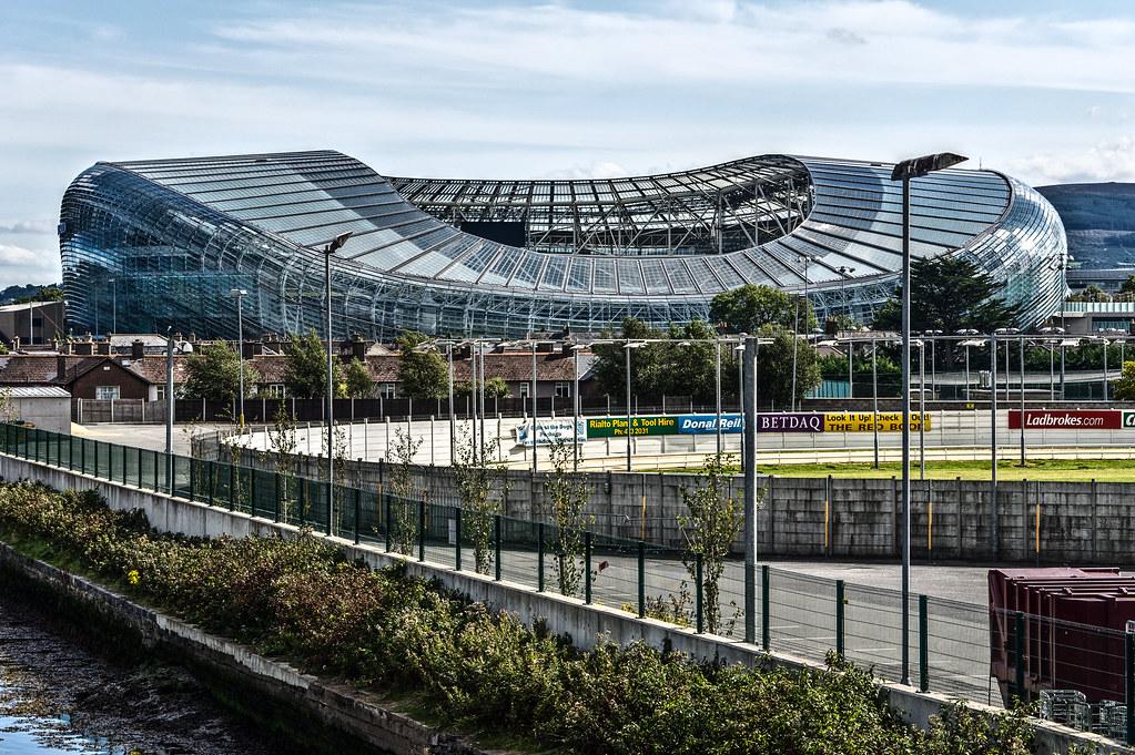 Aviva Stadium - Dublin