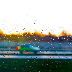 Car (glukorizon) Tags: auto sunset window car rain zonsondergang drop regen raam druppel hss vabi sliderssunday