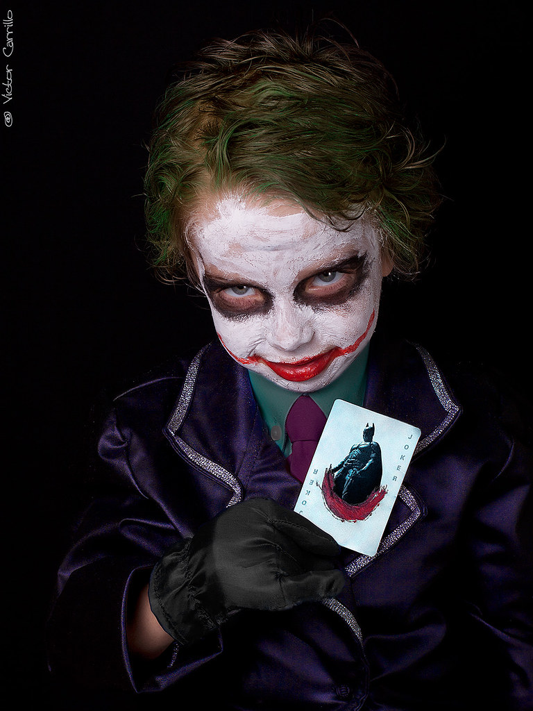 Onwijs The World's Best Photos of joker and maquillaje - Flickr Hive Mind FT-72