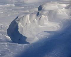 2012-02-12_Snow Contours (Mark Burr) Tags: snow contrasts snowdrifts contours snowsculpture windsculpture sunandshadows pfsnow