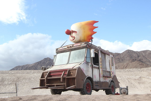 TWISTED METAL: Shoot My Truck