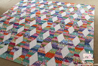 Machine Quilting by Natalia Bonner